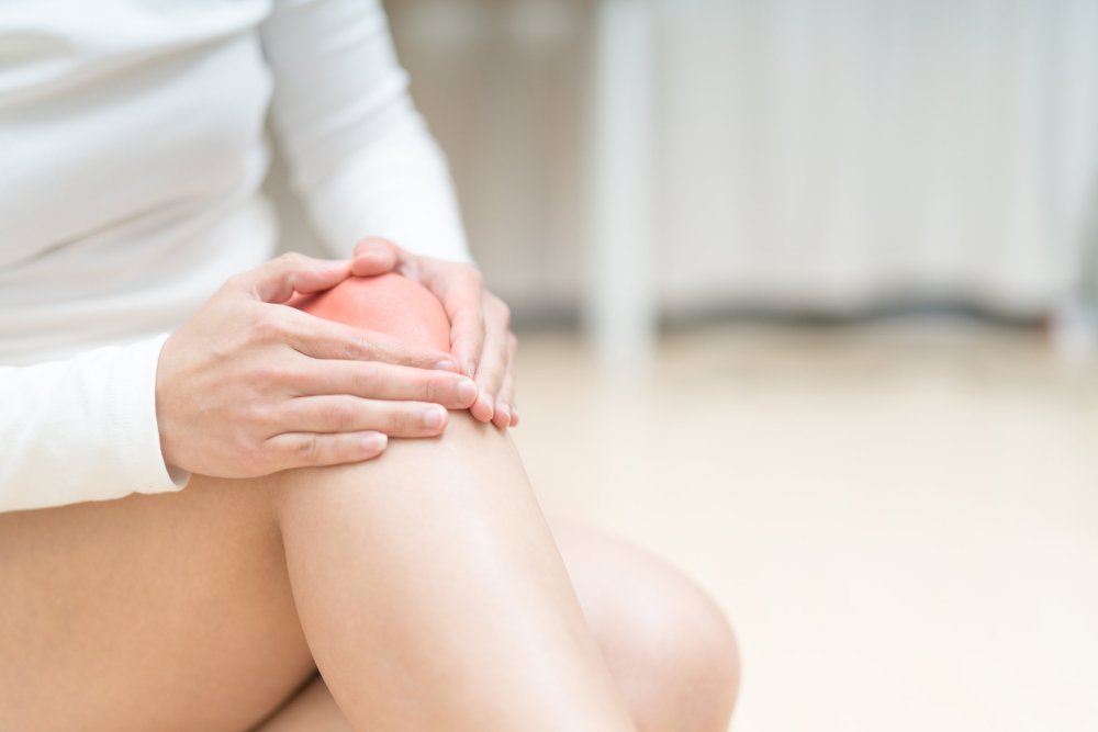 Knee injuries  are  some of the most painful injuries a victim can sustain. © BigStockPhoto