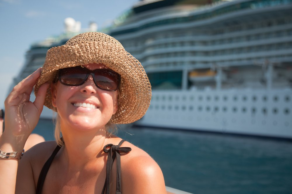 Those who have traveled on a cruise before will know that the cruise line's policies are usually laid out in full on the back of the ticket. ©BigStockPhoto