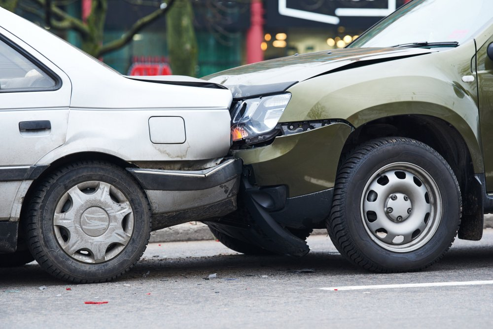 Personal Injury attorneys are familiar with car accidents and the injuries that result. ©BigStockPhoto