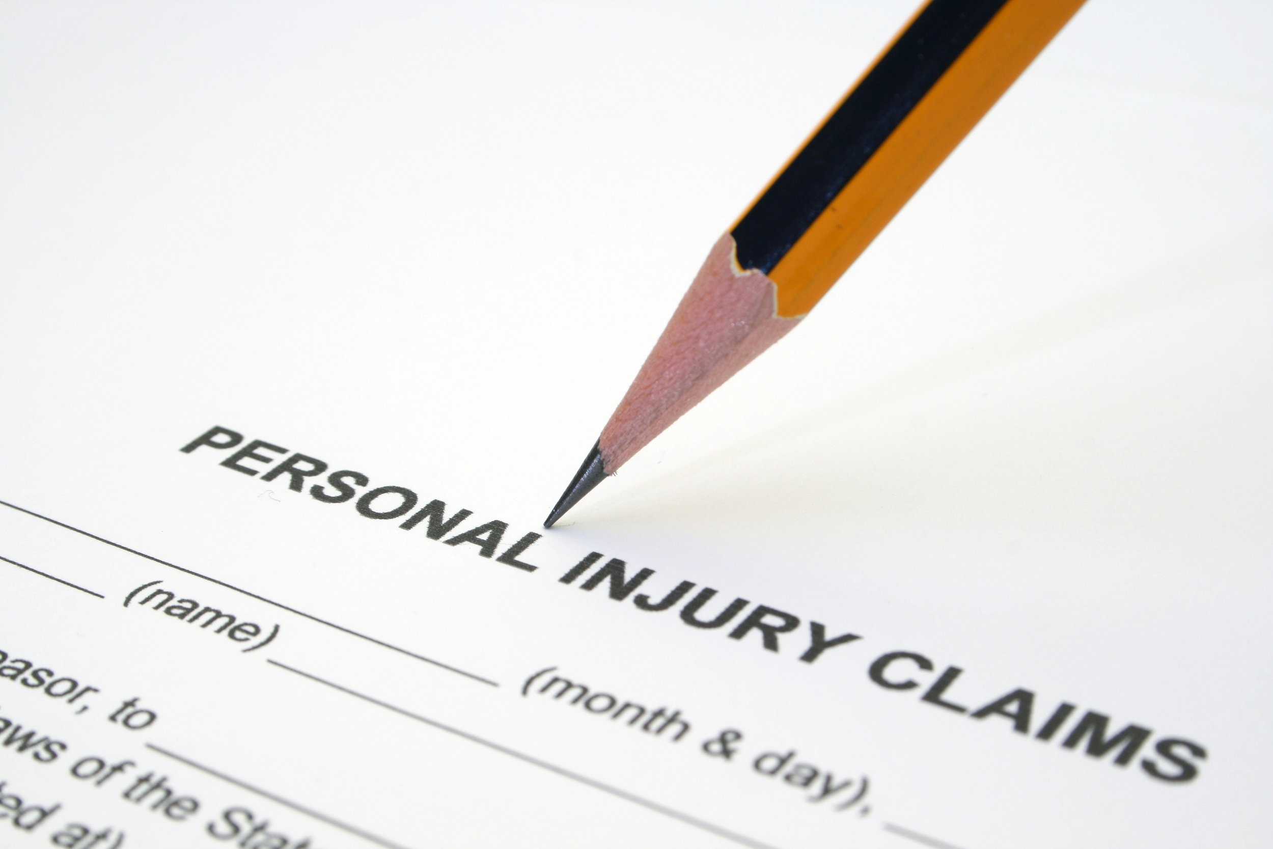A Personal Injury lawyer can be a priceless asset to those injured in an accident. ©BigStockPhoto