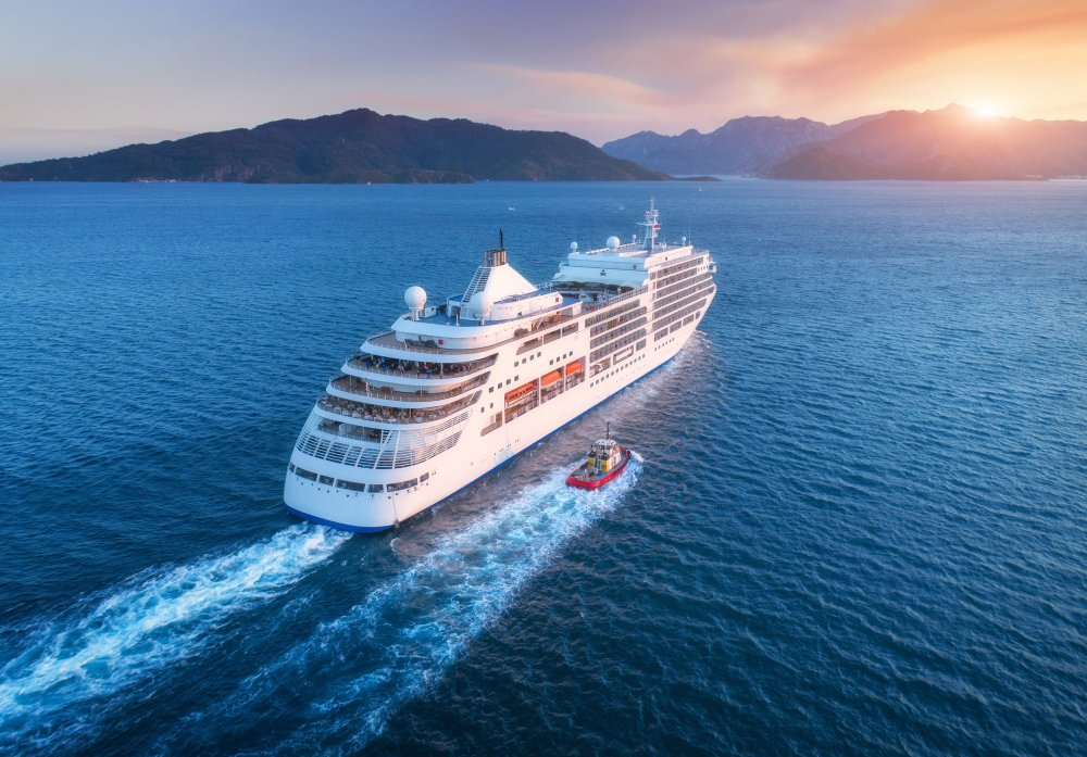 In the case of an accident sustained onboard a cruise ship, there is a high chance that the passenger became the victim of a cruise ship employees negligent or careless actions. ©BigStockPhoto