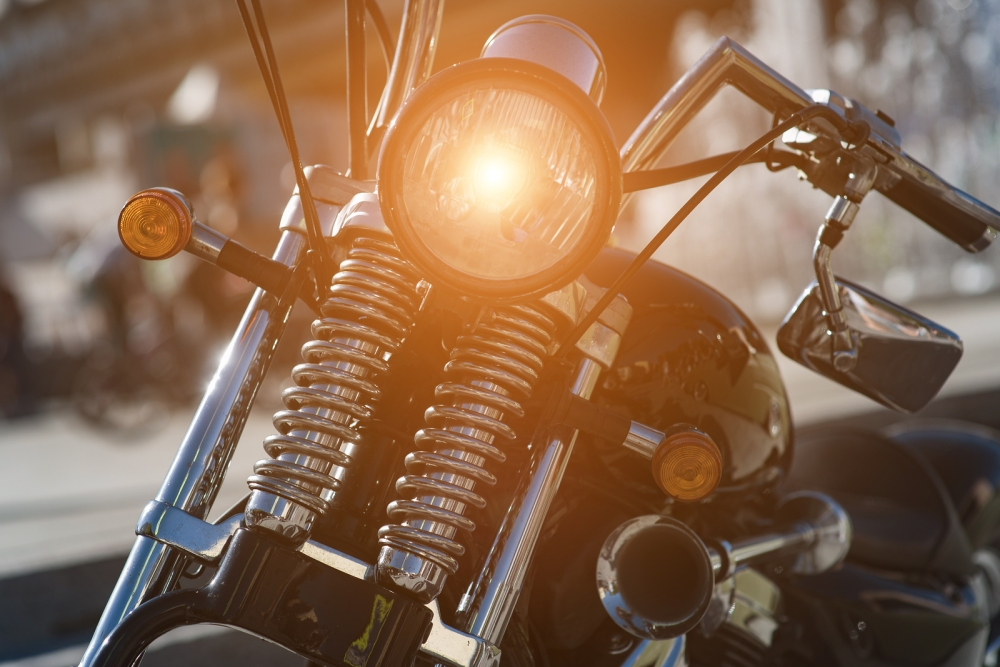 A motorcycle can be dangerous when driven by an inexperienced rider. Not only are you putting your own safety at-risk, but the safety of those you share the road with as well. ©BigStockPhoto