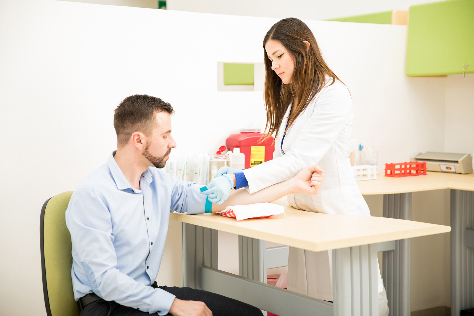 The nerves in the arm are extremely delicate and must be treated with care. Improper handling of a needle or an improperly sized needle used on a patient can result in CRPS, leaving the patient in agony for a lifetime. ©BigStockPhoto