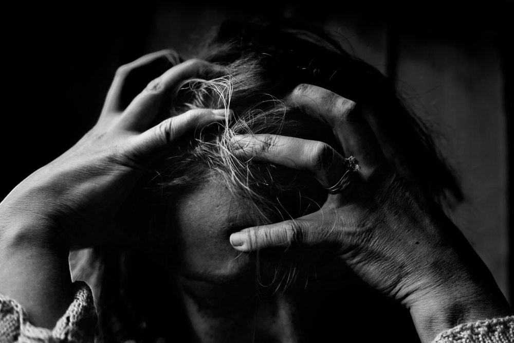 For patients, it's often the emotional and mental anguish suffered that they cannot deal with, leading to high rates of suicide. © BigStockPhoto