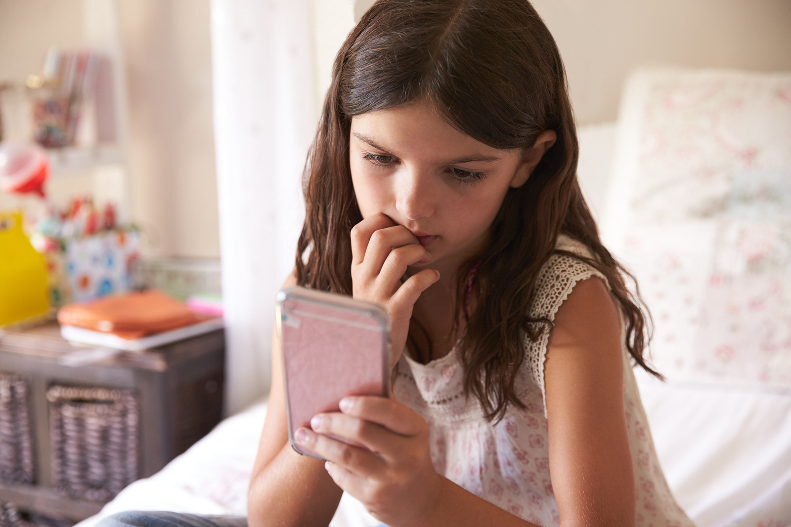 With the internet ingrained in all of our lives as a permanent fixture, as parents we must be dutiful and responsible for not only the amount of time spent on internet-enabled devices, but for the content our children are consuming on them.  ©BigStockPhoto